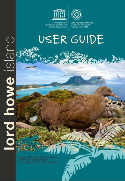 Lord Howe Island User Guide